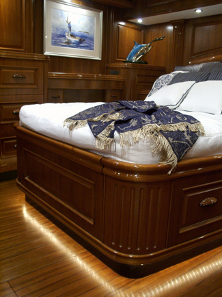 Maritime Custom Veneers Teak Veneer Yacht Interiors And